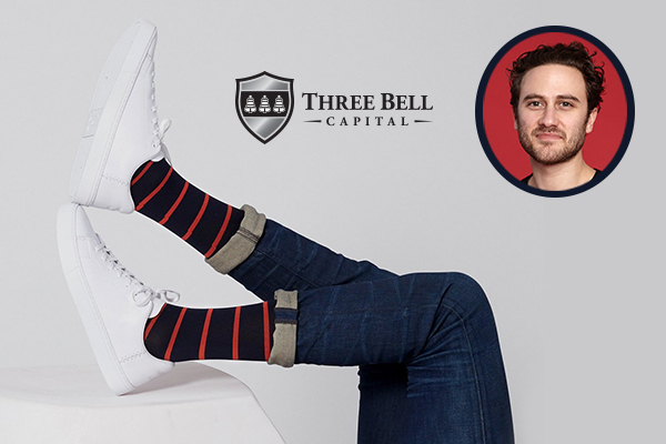 Three Bell Client Spotlight Socks With Benefits:  Andrew Ferenci, Comrad Socks Founder & CEO